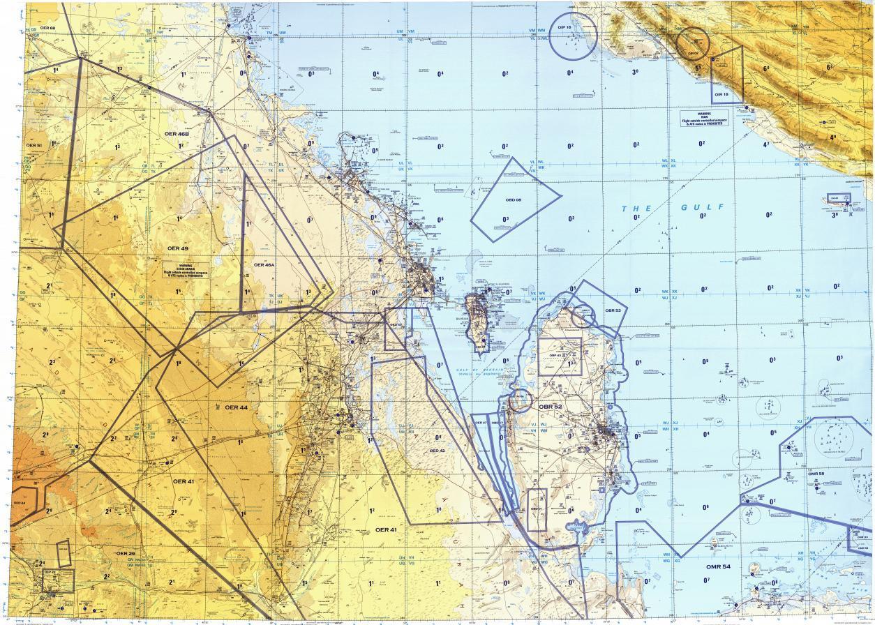 kart over qatar Kart av qatar området   Kart av qatar området (Vest Asia   Asia) kart over qatar